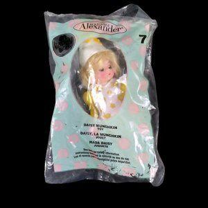 2007 Madame Alexander Wizard of Oz Doll McDonalds